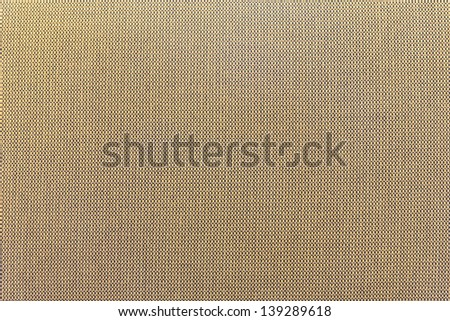 brown fabric texture background - stock photo