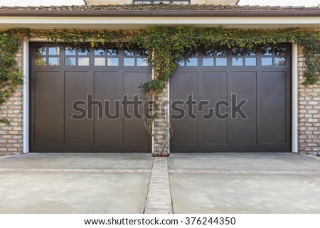 brown garage doors with windows. Brown Garage Door With Windows Doors