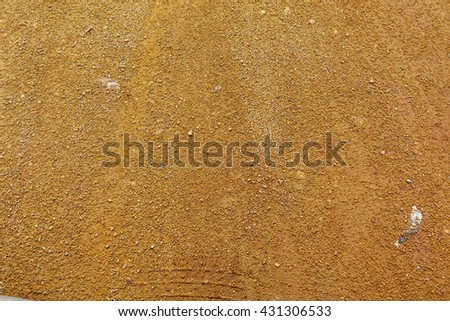 Brown ground background:Close up,select focus with shallow depth of field:ideal use for background.