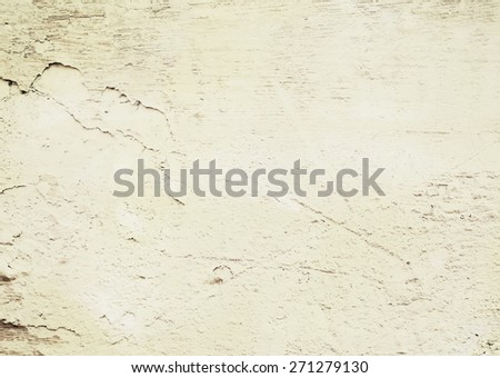 Brown grungy wall - Great textures for your - stock photo