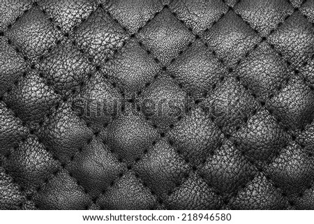 Brown Leather background and texture