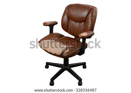 Old Office Chair old office chair stock images, royalty-free images & vectors