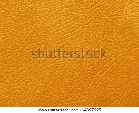 Brown leather texture closeup as background