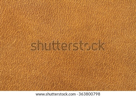 brown leatherette texture as background - stock photo