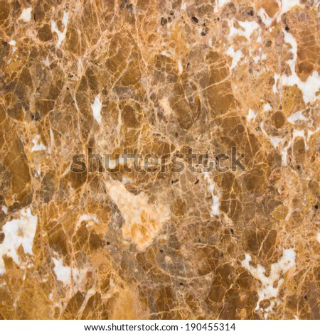 Brown marble beautiful texture background. - stock photo