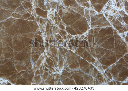 Brown marble pattern, natural marble texture background.