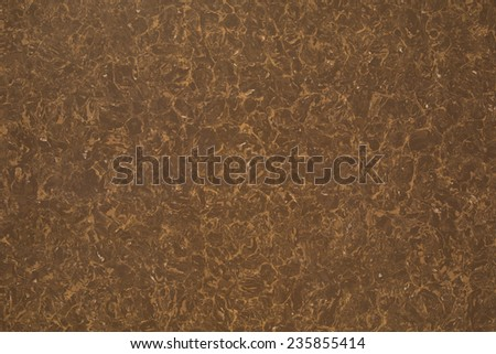 Brown marble texture background. - stock photo