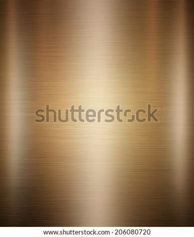 brown metal background - stock photo