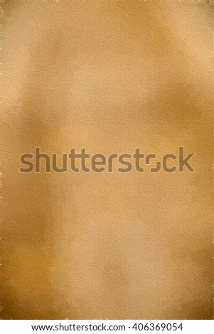 brown old paper - illustration based on own photo image - stock photo