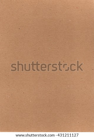 Brown old textured cardboard blank paper background