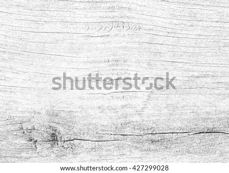Brown old wood pattern texture background. Gray wooden floor of tabletop,white wood board sepia tones. Desk made of wood and natural textures. Texture old dry wood cracks. - stock photo