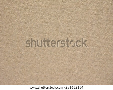 Brown paper cardboard useful as a background - stock photo
