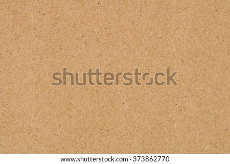 Brown paper close-up - stock photo