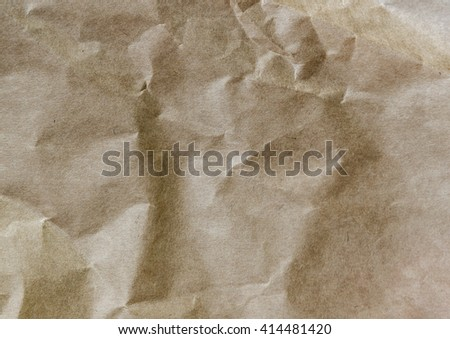 brown paper sheet for background, paper background, brown paper background, brown wrapper background, paper texture background, blank paper background, cardboard background - stock photo