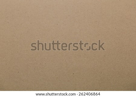 brown paper sheet texture - stock photo