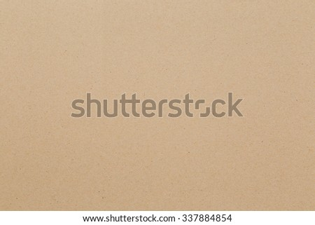 Brown paper texture and background - stock photo