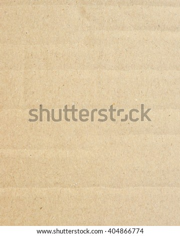 Brown Paper texture for background. - stock photo