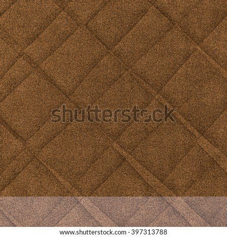 brown plaid textile texture or background