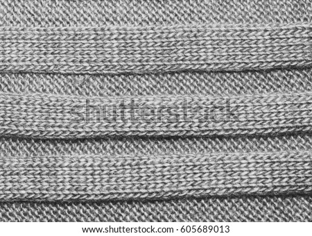 Textured Knitting : Textured stripes knitted baby blanket u a nerdy crocheter
