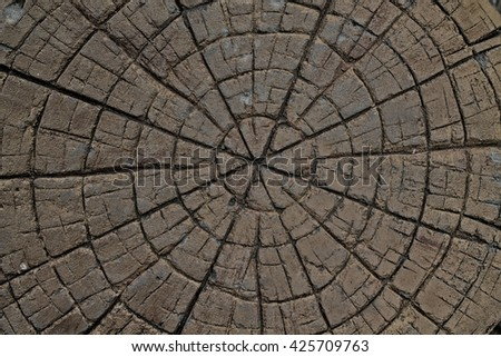 Brown rock background texture. Design ornament