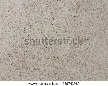 Brown smooth concrete wall texture background
