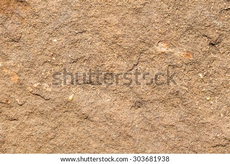 Brown Stone Texture - stock photo