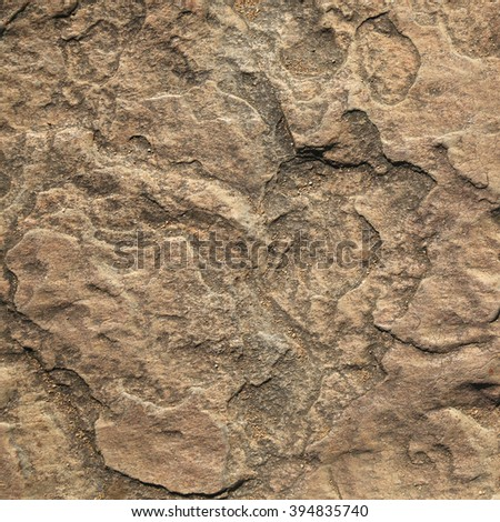 brown stone texture. - stock photo