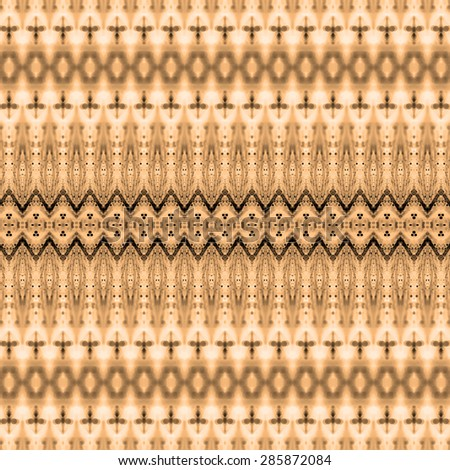 brown stripe ethnic pattern background