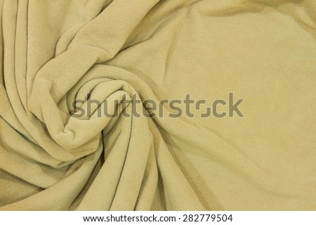 Brown textile background for decorate design project.