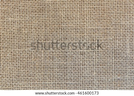 Brown textile texture and background