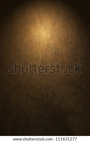 brown texture leather