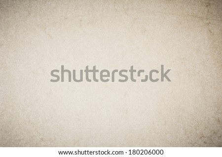 Brown textured paper background. / Textured Paper. - stock photo