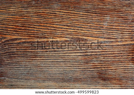 Brown textured wooden background