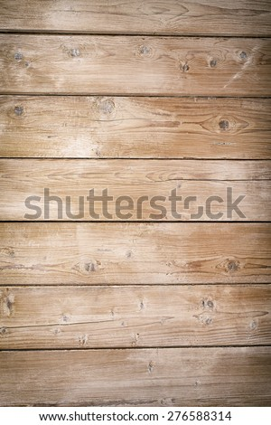 Brown textured wooden board background. Vertical.