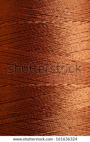 Brown Thread Background