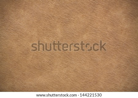 brown vintage paper - stock photo