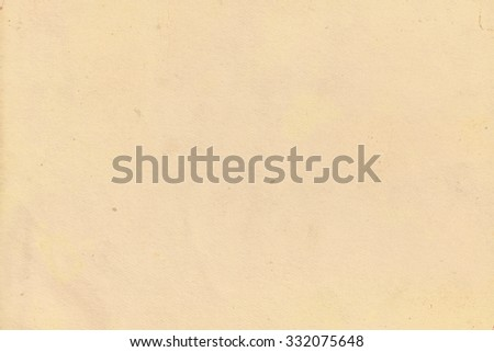 Brown vintage paper. Old photo paper - stock photo