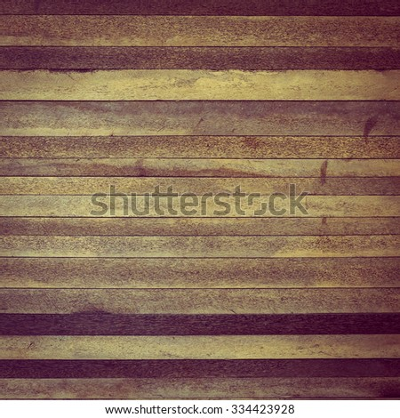 brown wood barn plank texture, rustic wall background - stock photo