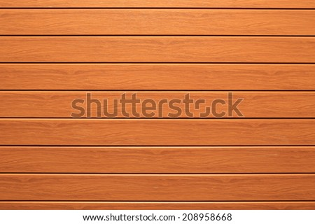 brown wood deck texture background - stock photo