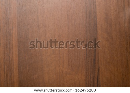 Brown wood grain table or parquet texture. Wooden background. - stock photo