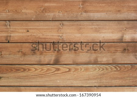 brown wooden planks background - stock photo