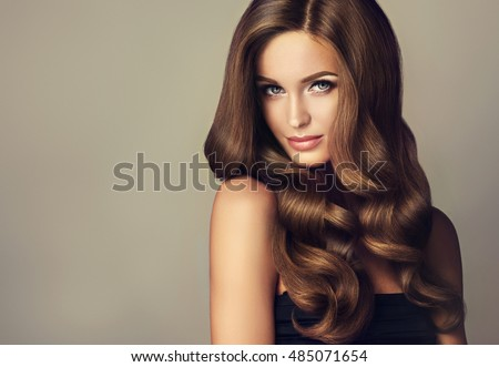 Model Model Hair Styles Hair Stock Images Royaltyfree Images & Vectors  Shutterstock