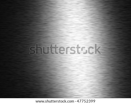 brushed metal texture fine 3d illustration background