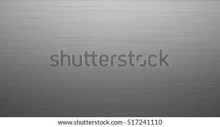 Brushed metal texture large neutral and dark background, flat surface