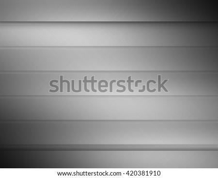 Brushed metal texture neutral background, metallic design element - stock photo