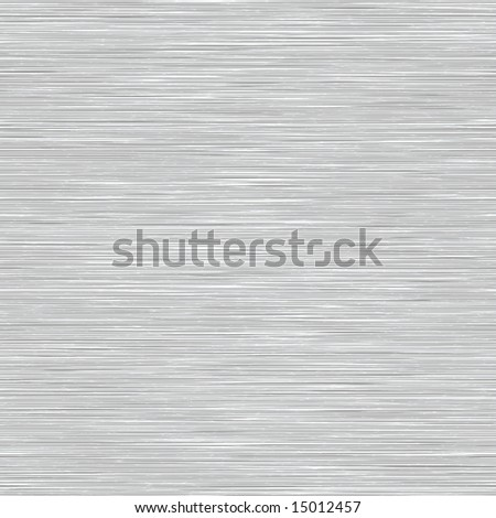 brushed metal texture, seamless - stock photo