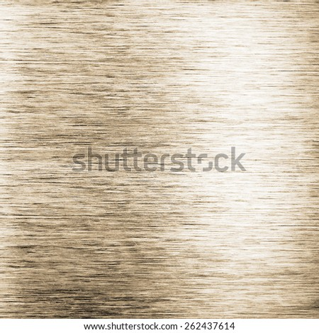 Brushed silver metallic surface for background - stock photo