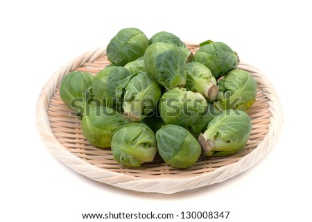 Brusseles sprouts