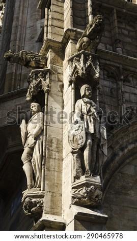 Brussels, Belgium - stock photo
