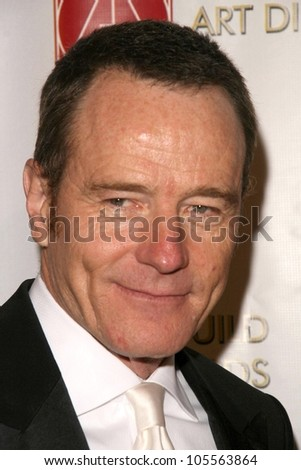 Bryan Cranston at the 13th Annual Art Directors Guild Awards. Beverly Hilton Hotel, Beverly Hills, CA. 02-14-09